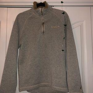 timberland zip up hoodie